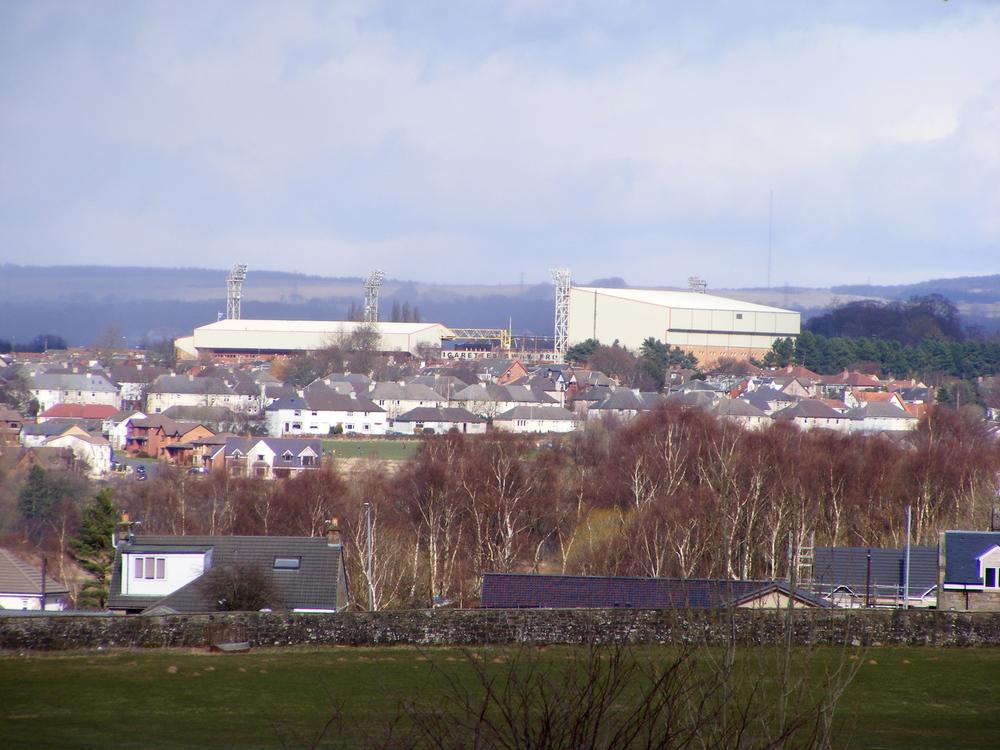 De lokale fans har altid støttet op, når Motherwell FC spiller hjemme på Fir Park. Fremover skal de også drive fodboldklubben via ny fond. Photo:Stewart Cutler/FLICKR/CC BY-NC 2.0