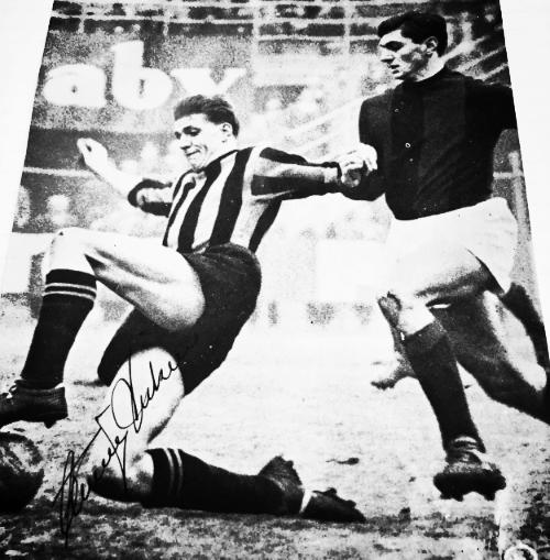 Flemming Nielsen var kendt som en hårdfør spiller, der gjorde ondt på modstanderen. I Atalanta huskes danskeren for sin indsats, der førte til klubbens hidtil eneste trofæ - Coppa Italia i 1961.