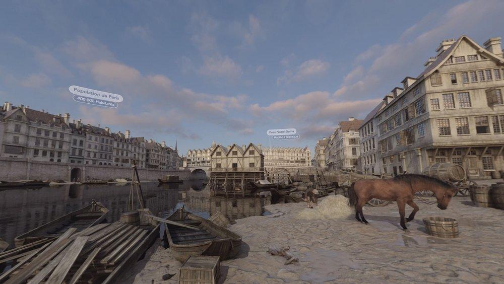 Découvrir la place de Grève, au XVIIe siècle