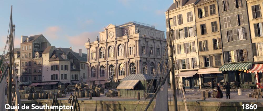 Explorer Le Havre, au fil des époques