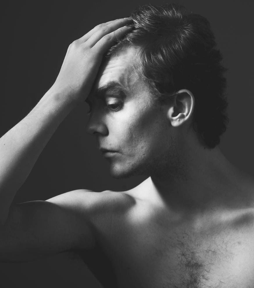 Dan DeVero  Portrait serie.