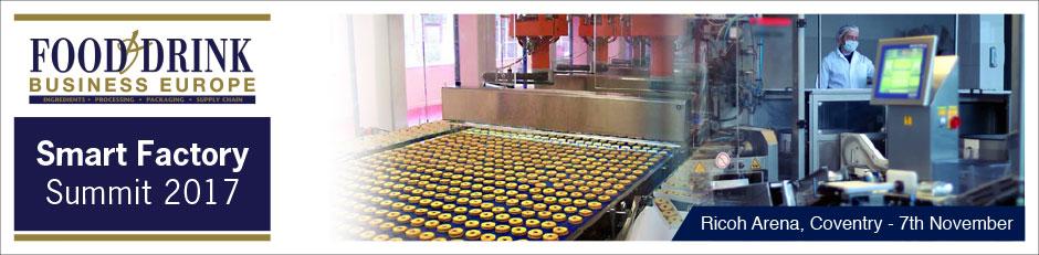 Smart Food Factory Summit — Food Processing, Robotics