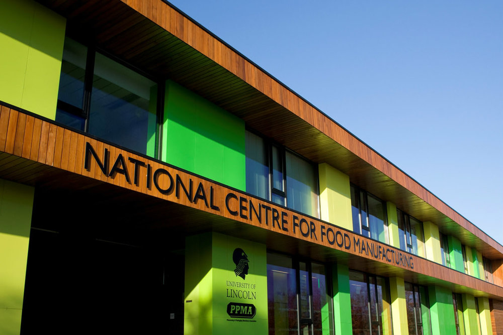 National Centre for Food Manufacturing APRIL launch