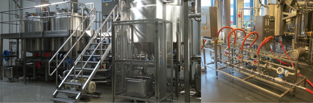 Liquid Food Processing - Tried & Trusted