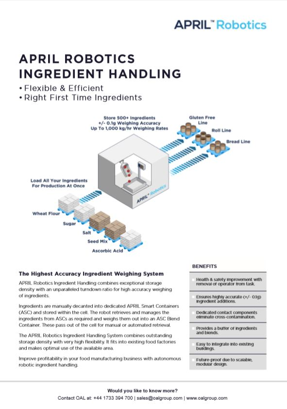 Downloads Food Processing Robotics Automation Food