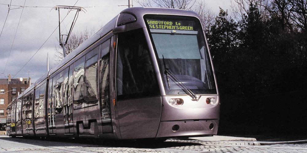 Luas, Luas brand, railway brand, tram brand, Luas tram, transport brand,brand consultant, Martin Crotty, BFK brand