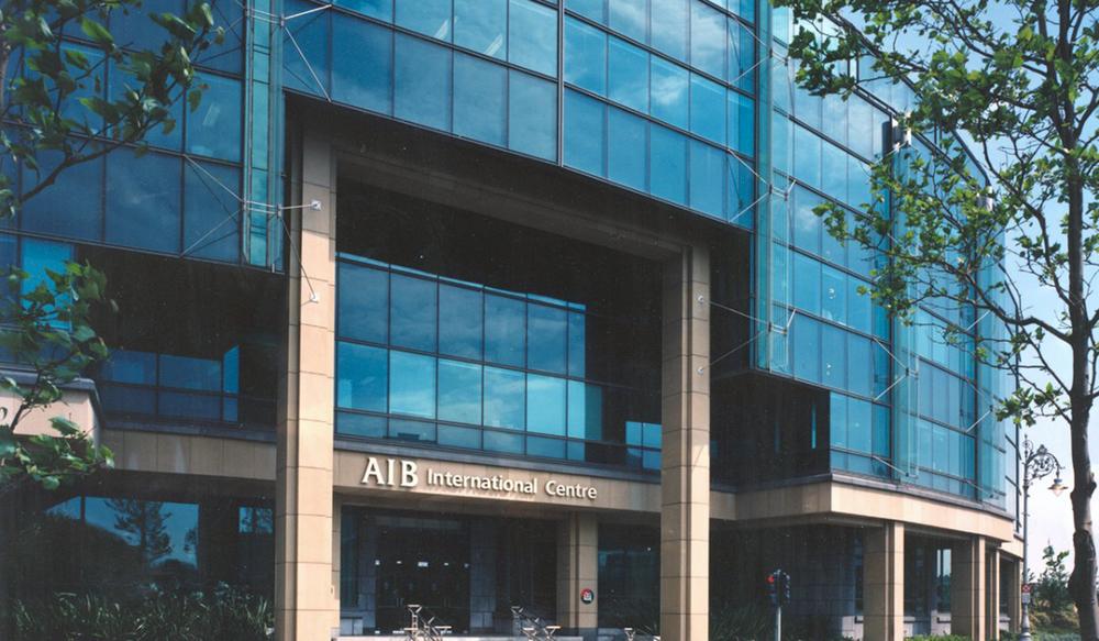 AIB bank capital markets brand strategy