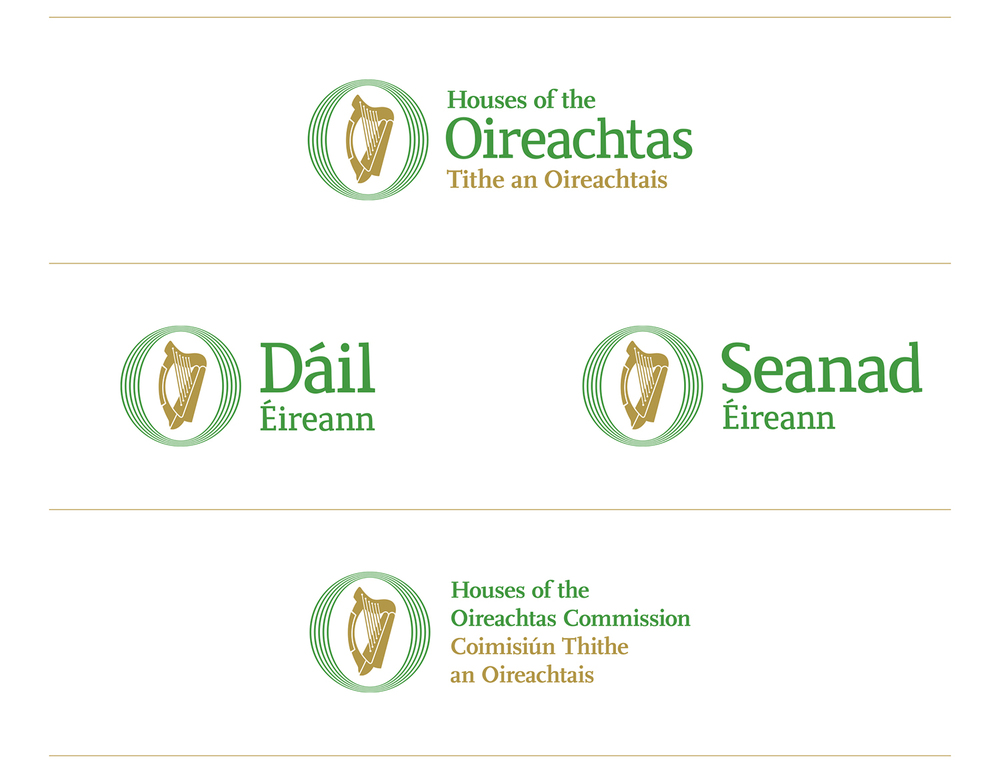 Oireachtas brand, parliament brand, brand architecture, brand strategy, brand consultant, Martin Crotty, BFK brand