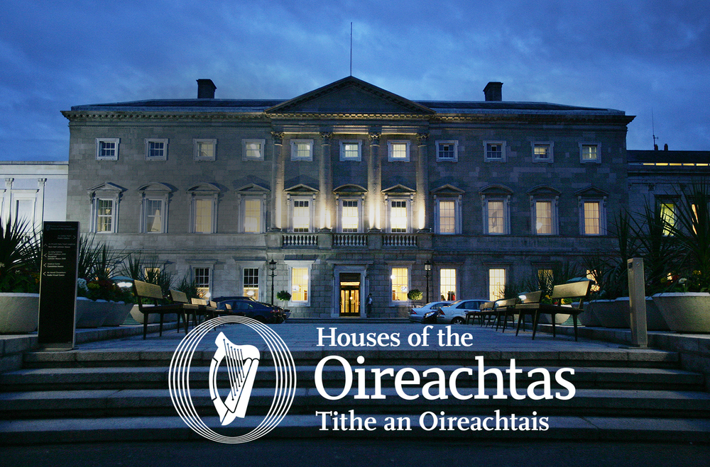Oireachtas, parliament brand, Leinster House brand, brand consultant, Martin Crotty, BFK brand