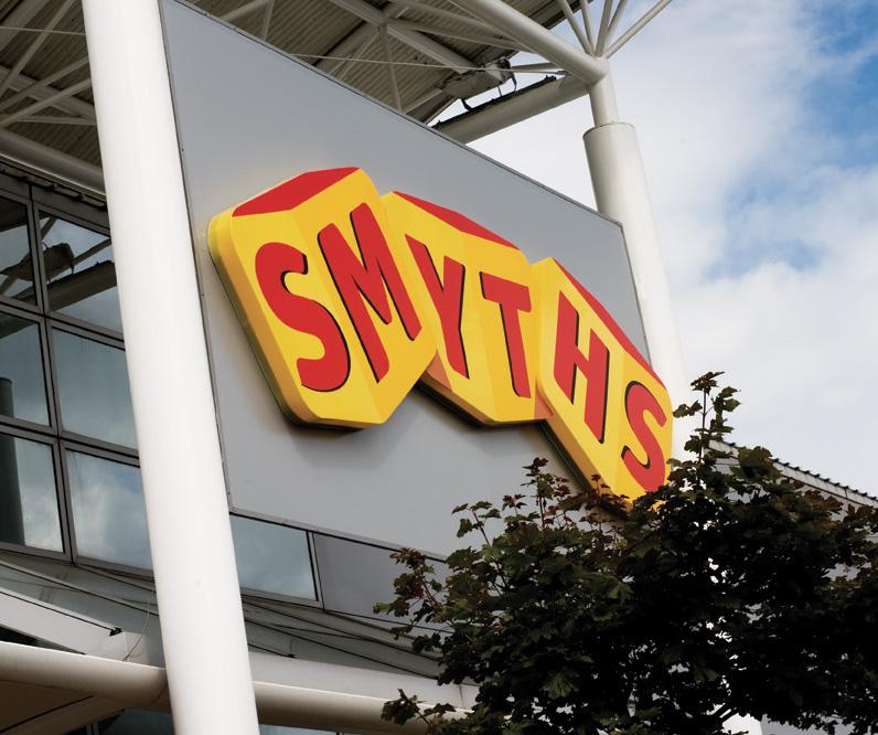 Smyths Toys, Smyths brand, toy brand, brand research, brand audit, brand strategy, brand identity, Smyths logo,brand consultant, Martin Crotty, BFK brand