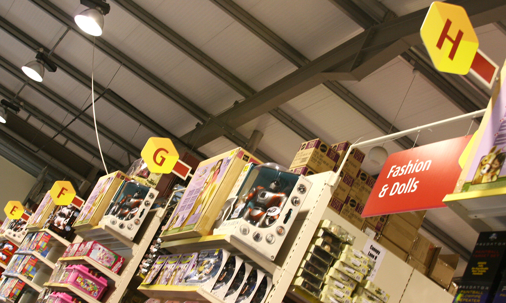 Smyths brand, toy brand, in store experience, retail experience, retail brand, brand research, customer journey,brand consultant, Martin Crotty, BFK brand