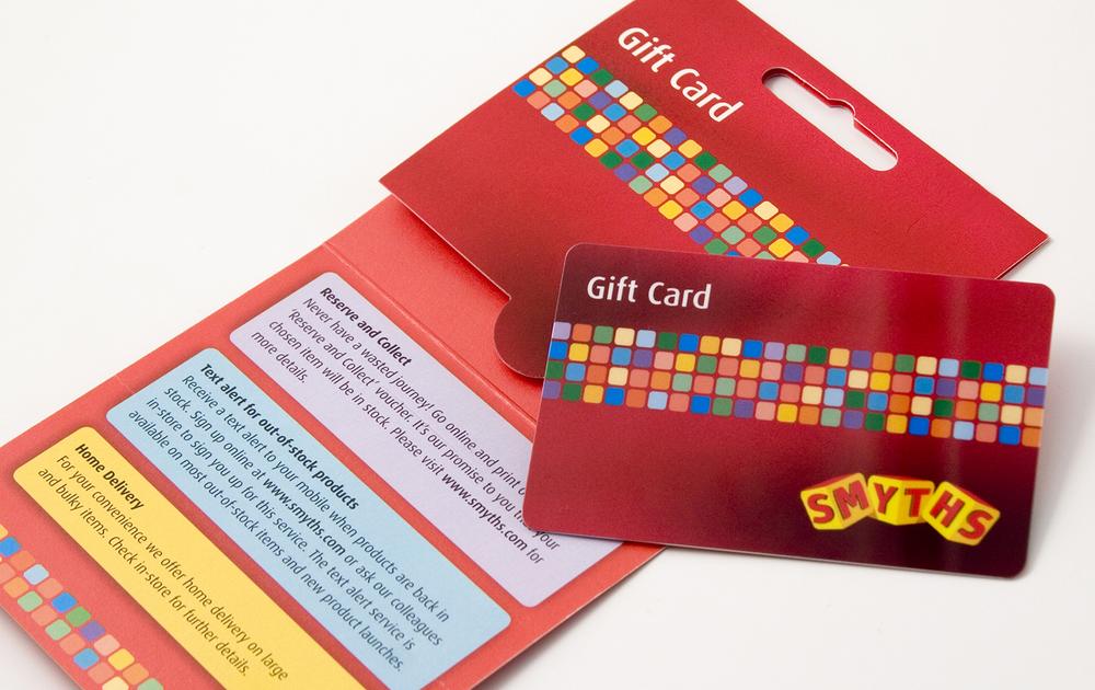 Smyths toys, gift card brand,brand consultant, Martin Crotty, BFK brand