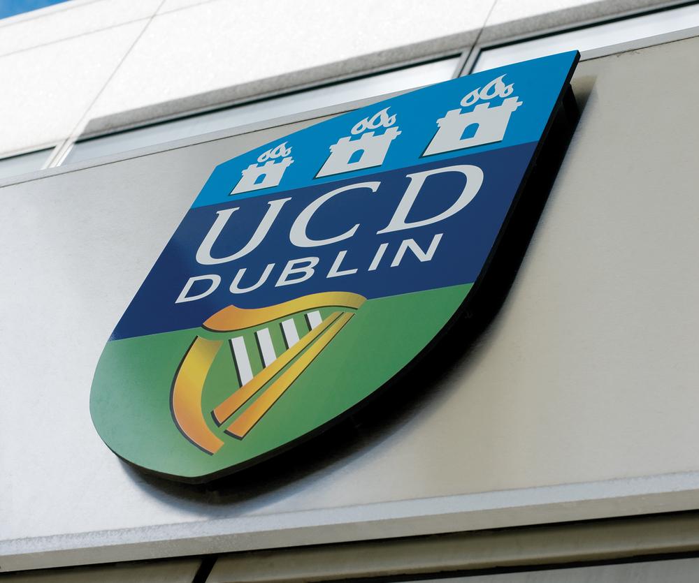 UCD brand, university brand, education brand, Dublin university brand,brand consultant, Martin Crotty, BFK brand