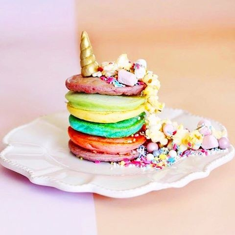 Happy Pancake Day! Loving the look of this unicorn stack 🦄 Head over to Facebook.com/hdglutenfree for a scrumptious #glutenfree banana & oat pancake recipe from @thehealthytart. Buon appetito! 🥞🥞🥞🥞🥞 . . . . .  #glutenfreelife #glutenfreefood #glutenfreefoodie #glutenfreelondon #glutenfreedom #glutenfreeliving #glutenfreerecipes #glutenfreelifestyle #pancakeday #pancake #pancakes #recipe #food #foodstagram #rainbowfood #unicornfood #unicorn #colourfood #foodlover #foodphoto #foodinsta #foodpics #sweets #dessert #shrovetuesday