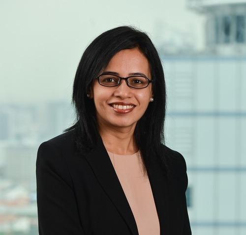 Rashmi Patel for Singapore