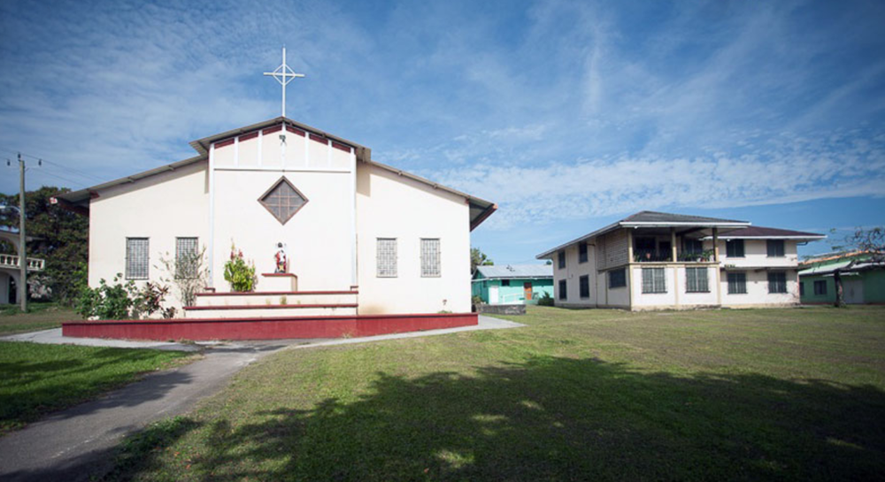 St. Peter Claver Parish, Punta Gorda, Belize