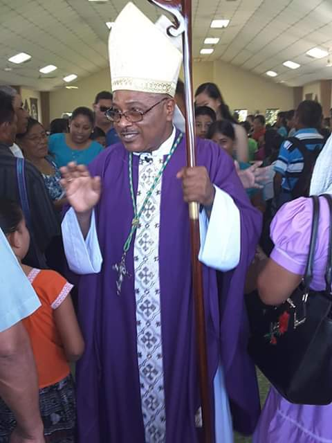 Bishop Larry Nicasio