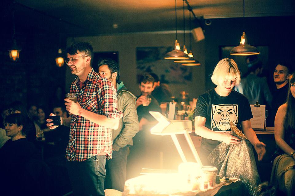 Venue Hire - sarah's gig projector.jpg