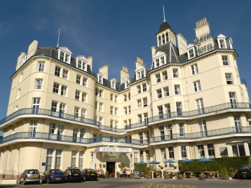 Alfa Travel's Queens Hotel in Eastbourne