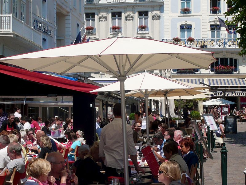 Terrasse Place