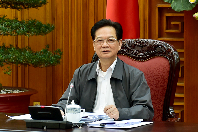 Nguyễn Tấn Dũng, Prime Minister of Vietnam