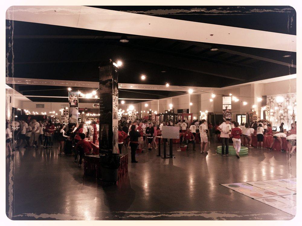 Castine Center, Mandeville