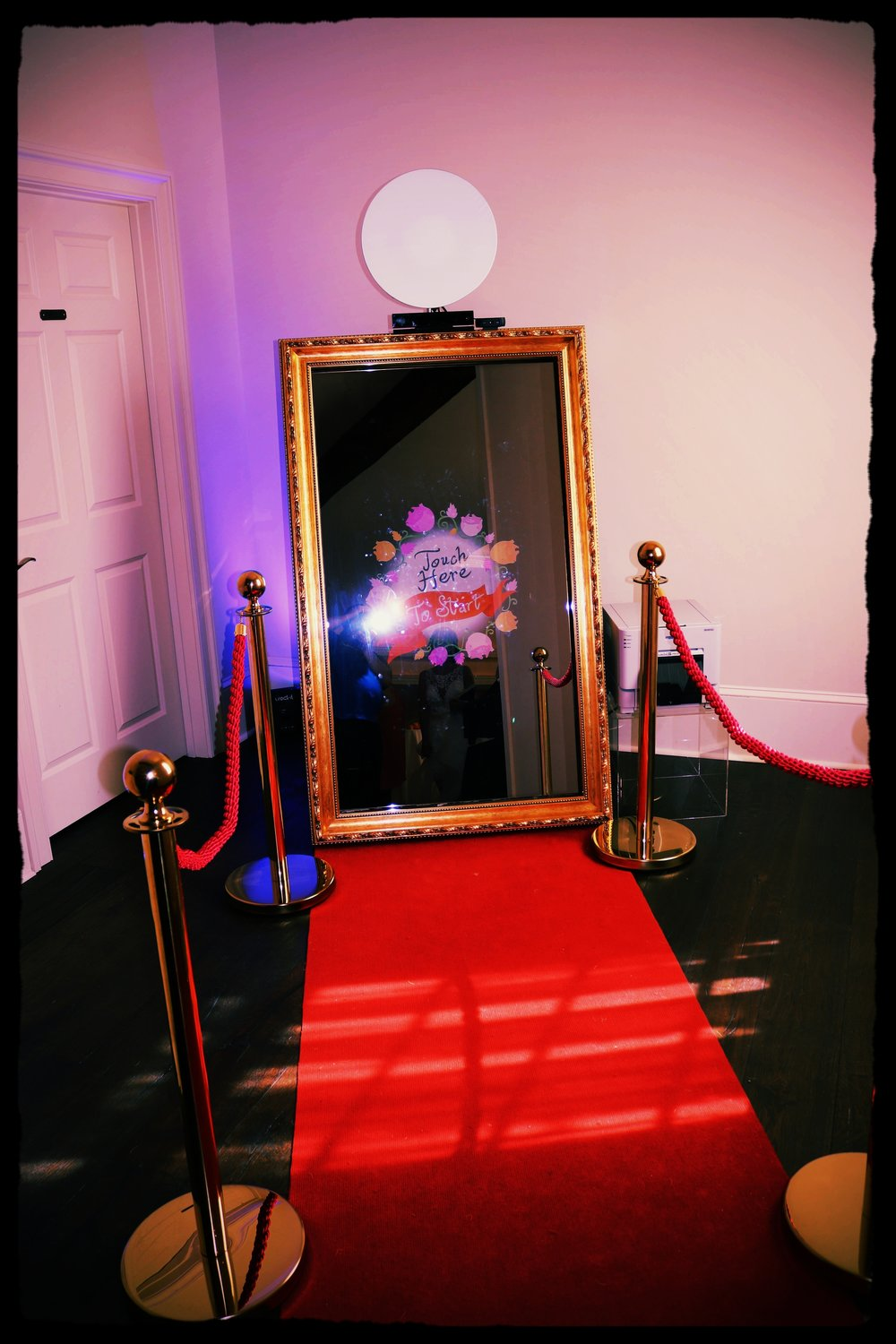 Enchanted Mirror @ The Greystone, Mandeville