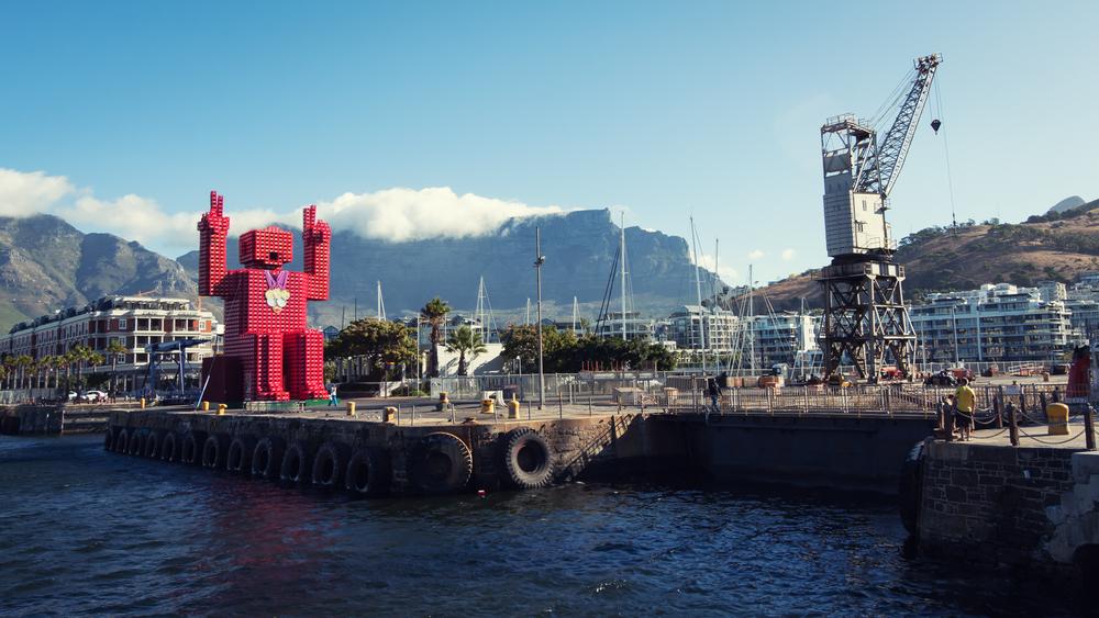 Capetown Docks