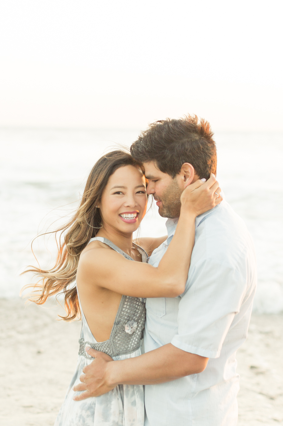 San Clemente Pier Engagement with San Clemente Wedding photographer Christa Norman Photography
