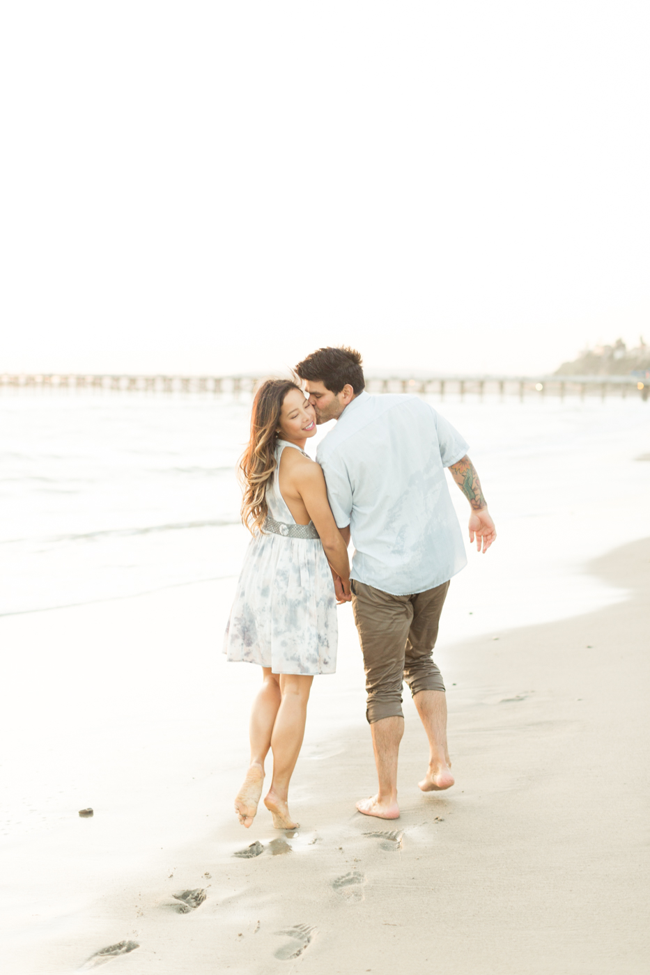 Love must be tended in order to thrive. This helpful post gives you five fun ideas so you can connect with the person you love most. Created by Christa Norman Photography.