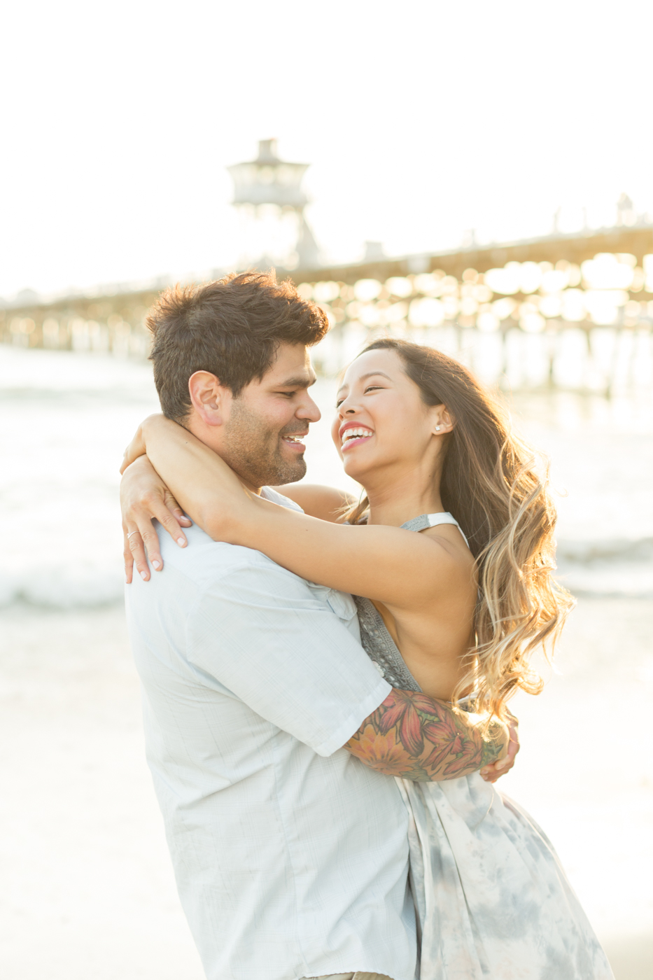 Not your average date night ideas. They aren't just a list of things you could do but theyare prompts to help you stay connected with one another and stay present in your lives. By San Clemente Wedding Photographer Christa Norman