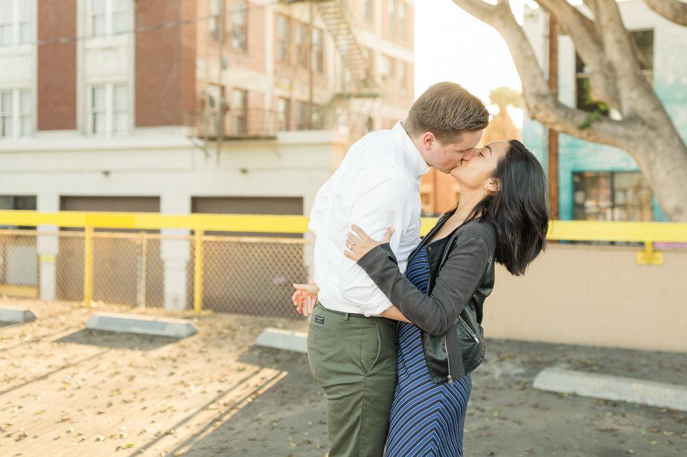 DTLA Engagement Session - Christa Norman Photography - Destination Wedding Photographer-7.jpg
