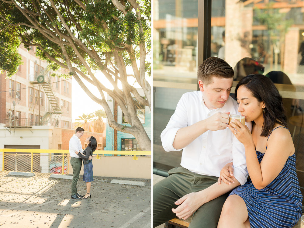 DTLA Engagement Session - Christa Norman Photography - Destination Wedding Photographer-9.jpg