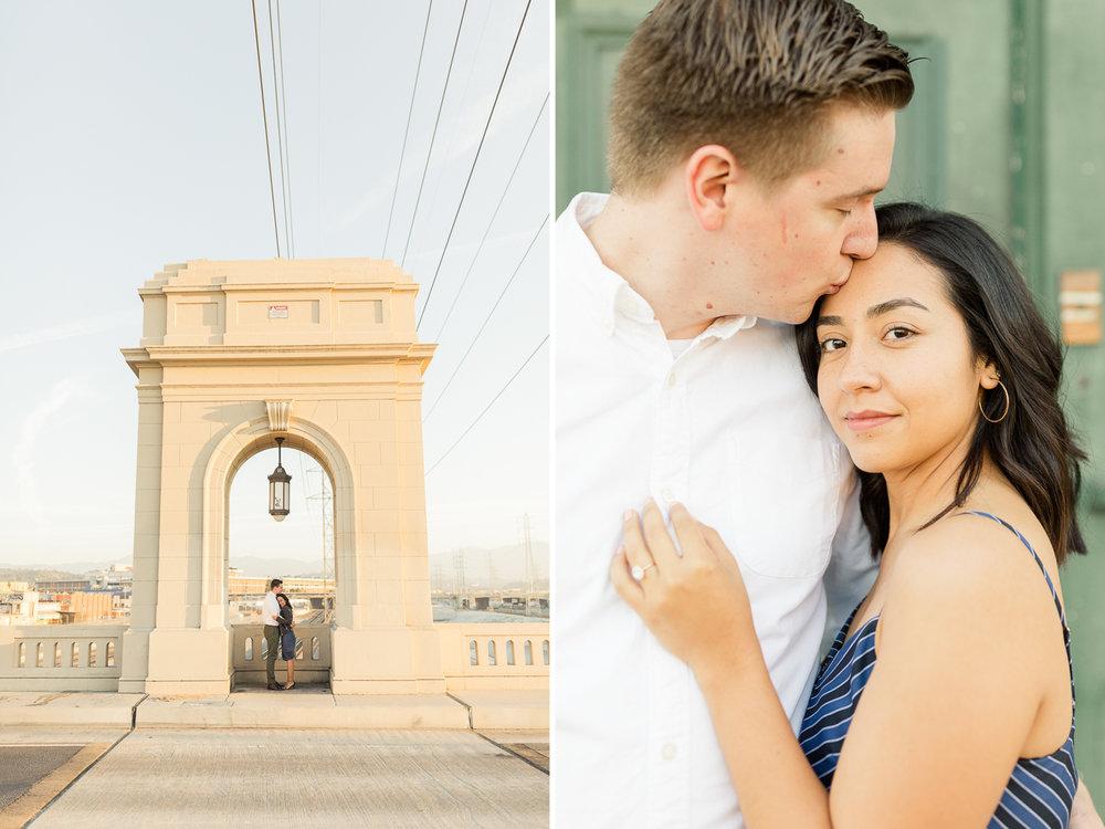 DTLA Engagement Session - Christa Norman Photography - Destination Wedding Photographer-12.jpg
