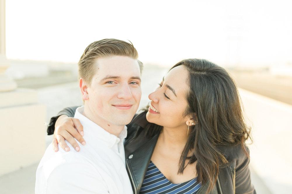 DTLA Engagement Session - Christa Norman Photography - Destination Wedding Photographer-14.jpg