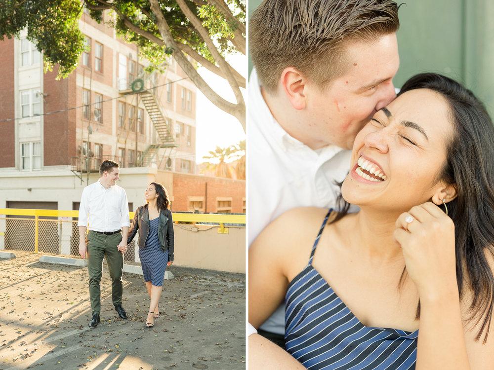 DTLA Engagement Session - Christa Norman Photography - Destination Wedding Photographer-18.jpg