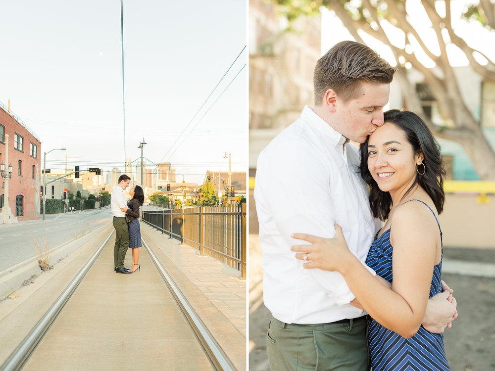 DTLA Engagement Session - Christa Norman Photography - Destination Wedding Photographer-21.jpg
