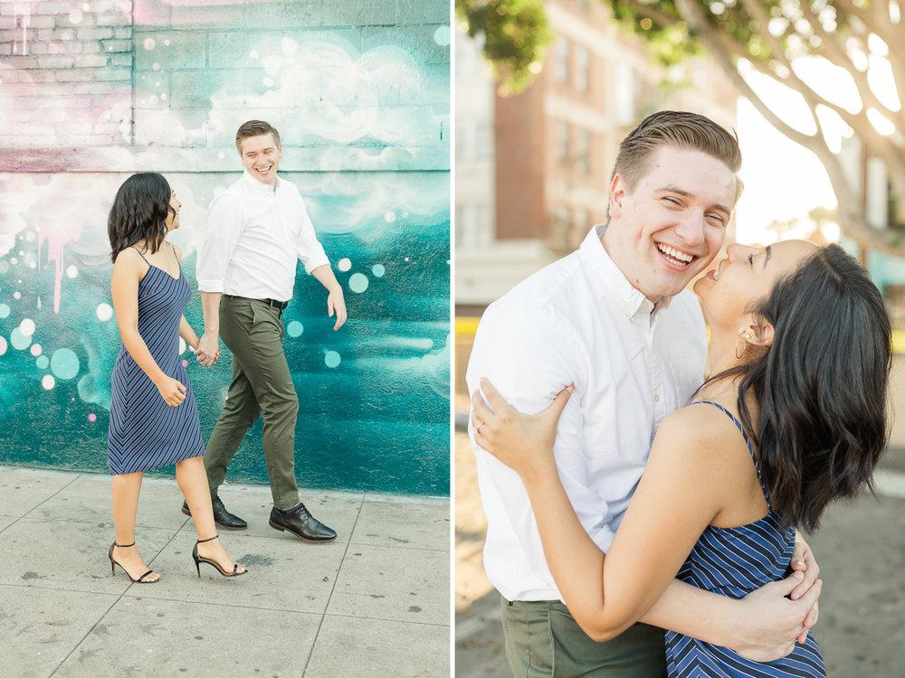 DTLA Engagement Session - Christa Norman Photography - Destination Wedding Photographer-24.jpg