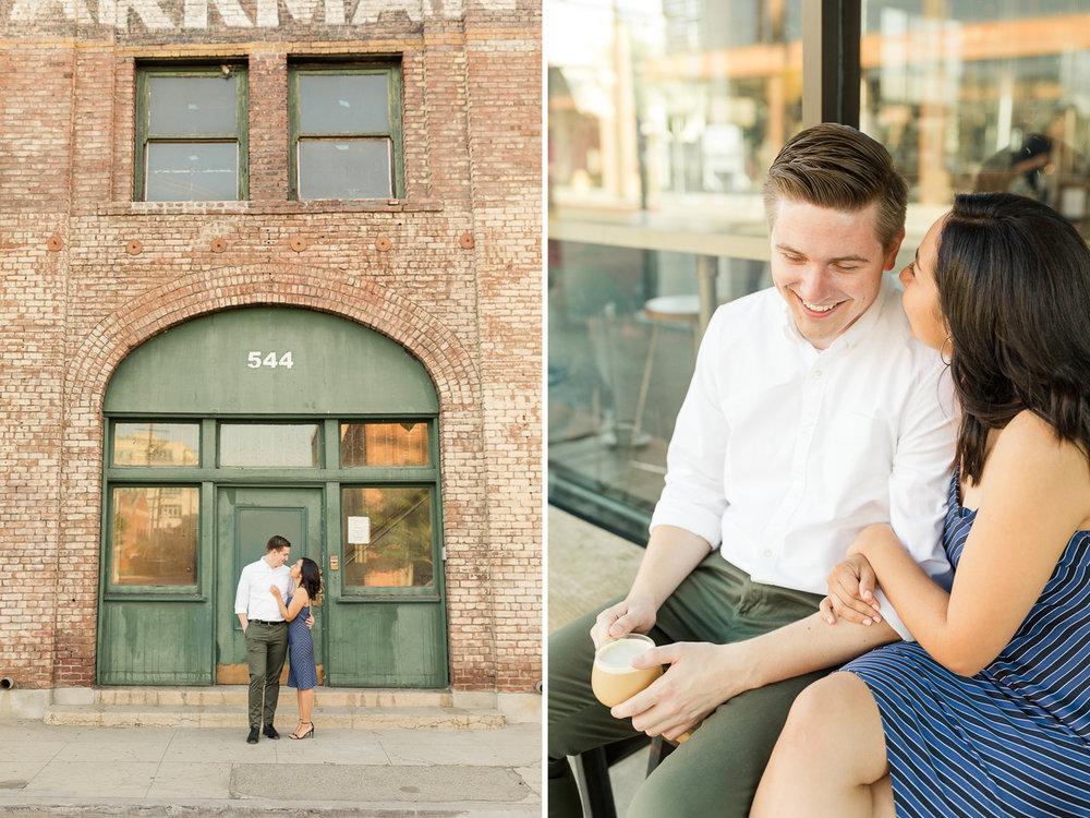 DTLA Engagement Session - Christa Norman Photography - Destination Wedding Photographer-27.jpg