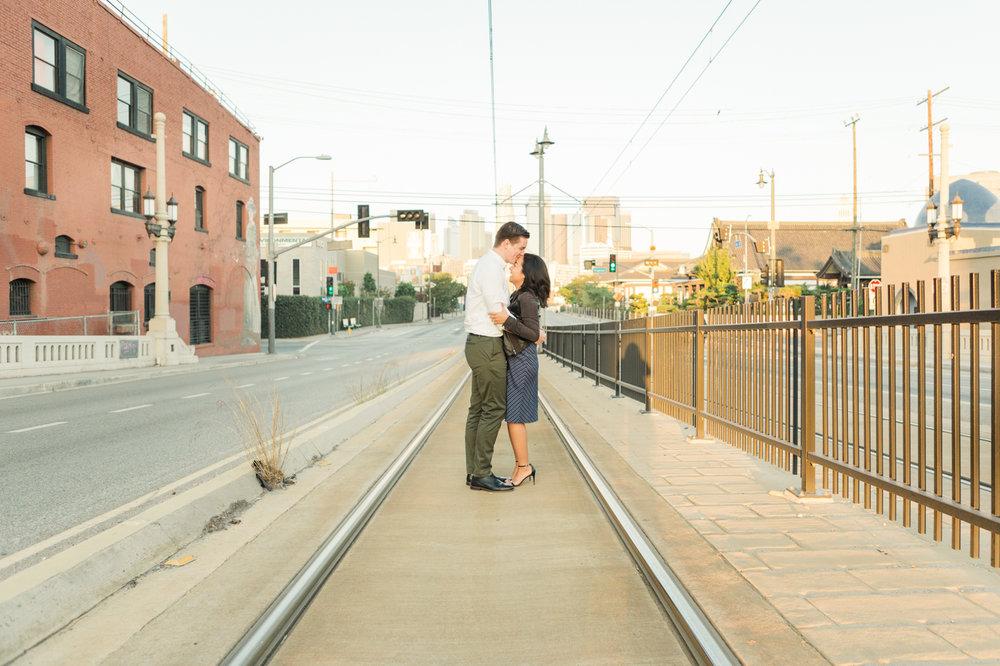DTLA Engagement Session - Christa Norman Photography - Destination Wedding Photographer-28.jpg