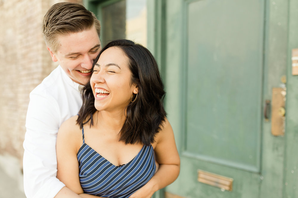 DTLA Engagement Session - Christa Norman Photography - Destination Wedding Photographer-31.jpg