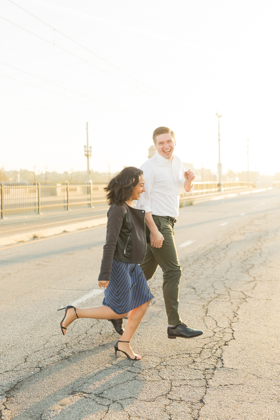 DTLA Engagement Session - Christa Norman Photography - Destination Wedding Photographer-1.jpg