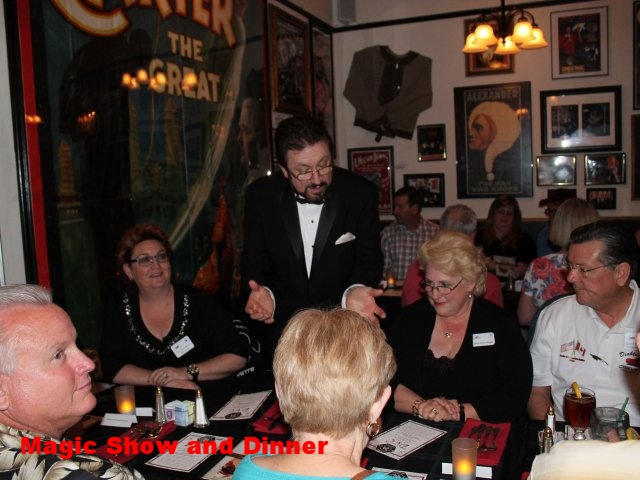 2015 Magic Show and Dinner
