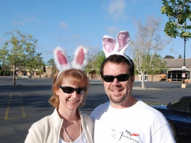 Easter Bonnet Run