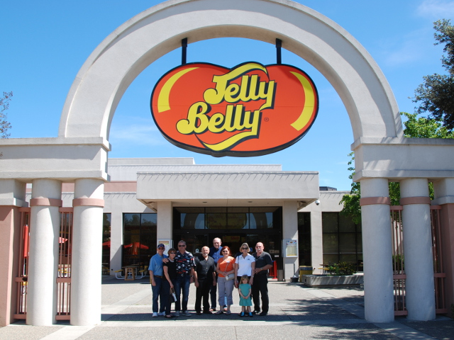 Jelly Belly Wine and Chocolate on 4-5