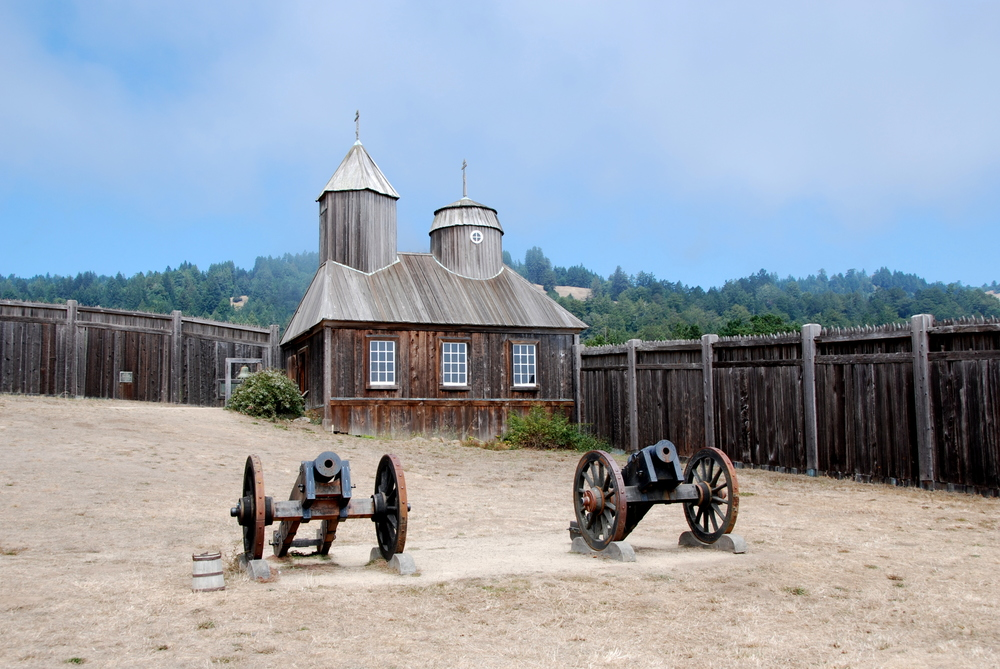 Fort Ross Historic Park