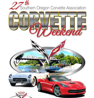 Grants Pass Corvette Weekend