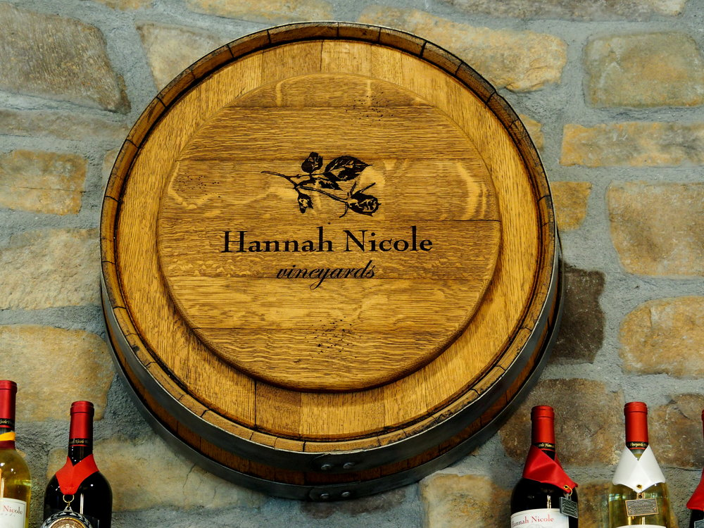 Hanna-Nicole Winery Run
