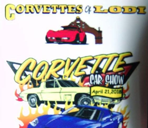 Corvettes of Lodi Car Show