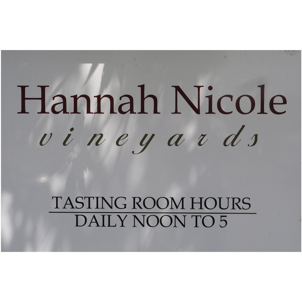 Hannah Nicole Winery Run